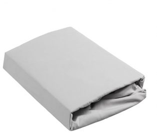 Beddinghouse Percale Hoeslaken Light Grey