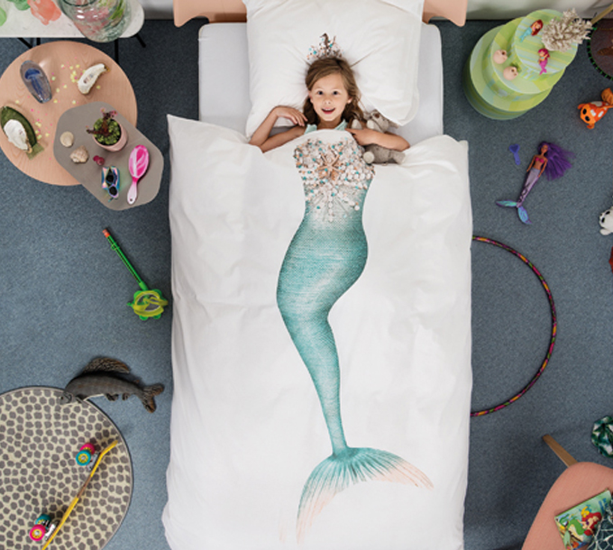 Snurk Mermaid