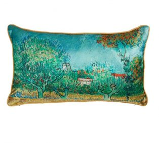 Beddinghouse Van Gogh Countryside Blue
