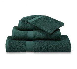 Vandijck Prestige Towels Uni Dark Green