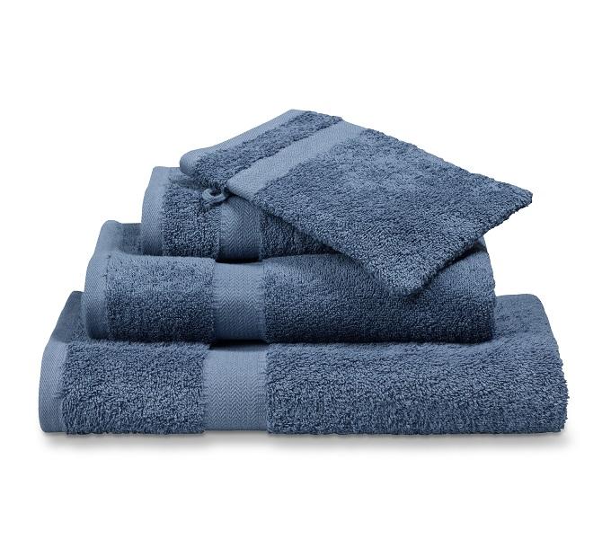 Vandijck Prestige Towels Uni Vintage Blue