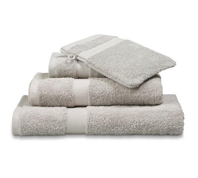 Vandijck Prestige Towels Uni Steel Grey
