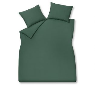VanDyck Washed Cotton Dark Green