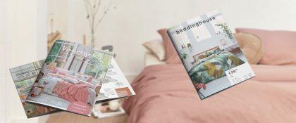 Vandyck Beddinghouse Nieuwe Collectie Folder
