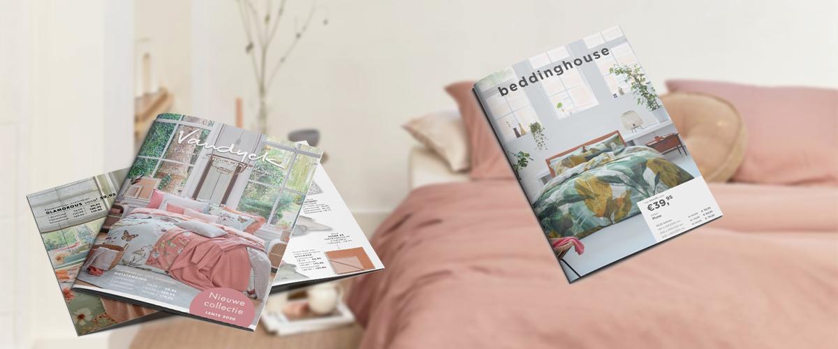Nieuwe Collectie Van Vandyck & Beddinghouse Bij Slaapkenner Lisse!