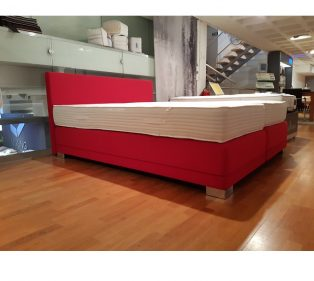 Showroommodel Royal Dream Boxspring Rood