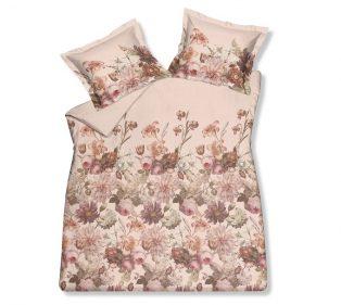 VanDyck Pink Floral Old Rose