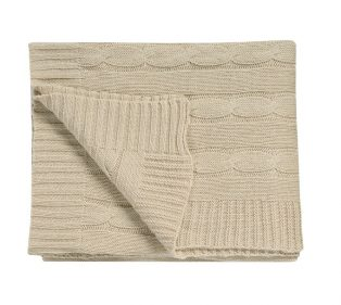 Vandyck Home 50 Knitted Sand