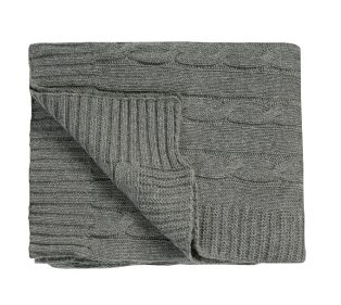 Vandyck Home 50 Knitted Grey