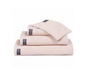 Vandyck Badgoed Home Towel Uni Light Pink